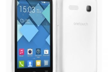 Desbloquear Alcatel One Touch Pop C3 Pattern