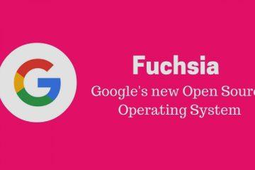 Faça o download do Google Fuchsia OS APK na sua versão mais recente