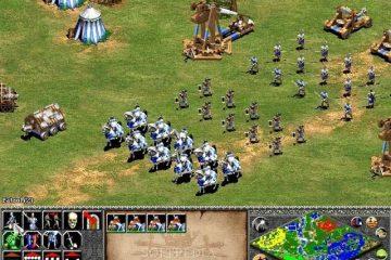 Jogos Semelhantes ao Age of Empire para Android