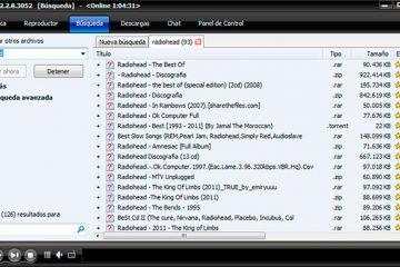 Baixe o Ares para ter todas as músicas do seu computador