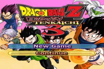 Baixe Dragon Ball Z Budokai Tenkaichi 3 para Android