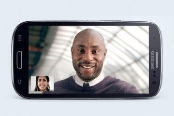 Faça o download do FaceTime para Android: apenas para chamadas de vídeo