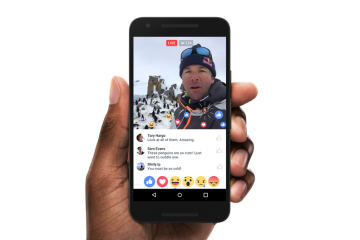 Como baixar o Facebook Live for Mobile?