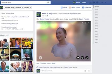 Como baixar GIFs do Facebook