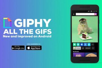 Como baixar GIPHY para Android?