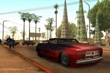 Baixar Grand Theft Auto: San Andreas para Motorola