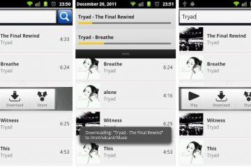 Música MP3 gratuita e rápida: explicamos como
