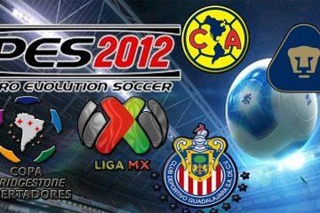 Download PES 2012 Copa Libertadores Android