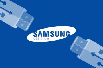 Como baixar drivers USB da Samsung?