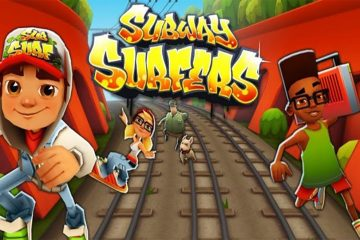 Download Subway Surfers, o jogo recorde