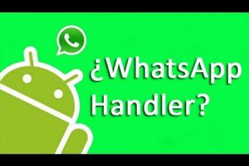 Baixar WhatsApp Handler gratuitamente