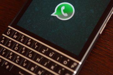 Como baixar WhatsApp grátis no Blackberry?