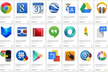 GAPPS: Como instalar o Google Apps na sua ROM