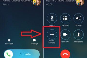 Como gravar chamadas do meu telefone iPhone com iOS? Guia passo a passo