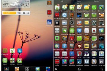 Como desinstalar o GO Launcher no Android?