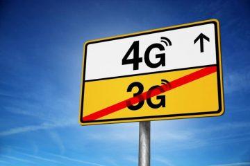 Principais diferenças entre 3G e 4G