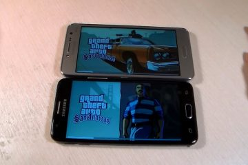 Diferenças entre o Galaxy J2 Prime e o Galaxy J5