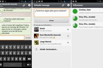 Transmissão no WhatsApp: o que é e para que serve?