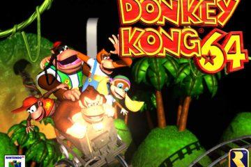 Faça o download do Donkey Kong Nintendo 64. Um clássico em qualquer dispositivo