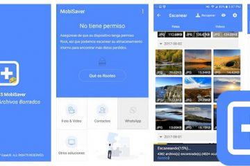 Quais são os melhores aplicativos para recuperar arquivos excluídos no Android e iPhone? Lista 2019