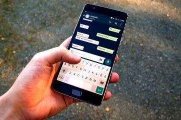 Editar mensagens enviadas pelo WhatsApp, é possível?