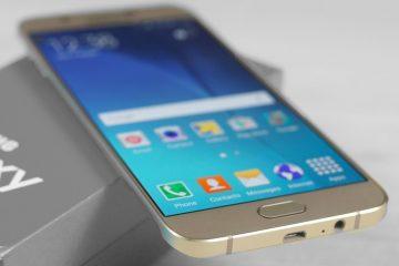 Como remover um vírus do Samsung Galaxy J1, J5 e J7