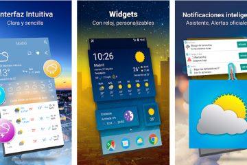 Quais são os melhores aplicativos para verificar o clima e conhecer as previsões no Android e iOS? Lista 2019