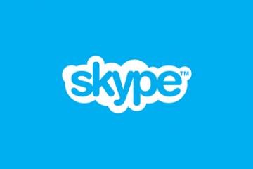 Como excluir uma conta do Skype?