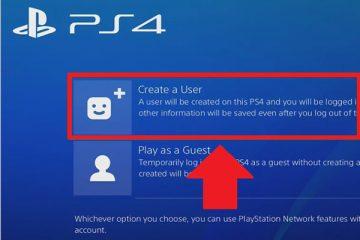 Como excluir um usuário do seu console PS4 de maneira fácil e rápida? Guia passo a passo