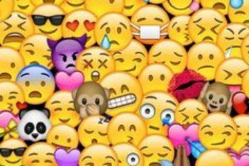 O WhatsApp e seus emojis em tela cheia com o Android N Solution?