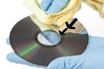 Como consertar um CD ou disco riscado e reparar arranhões para fazê-lo funcionar novamente? Guia passo a passo