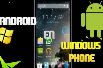 Emulador do Android para Windows Phone 8.1. Aproveite todos os benefícios do Google OS