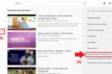 Como excluir todo o histórico do YouTube no computador e no celular? Guia passo a passo