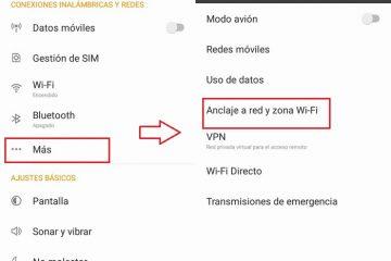 Como compartilhar a Internet e trocar dados em telefones Android e iOS? Guia passo a passo