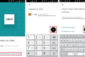 Como fazer login no Uber? Guia passo a passo