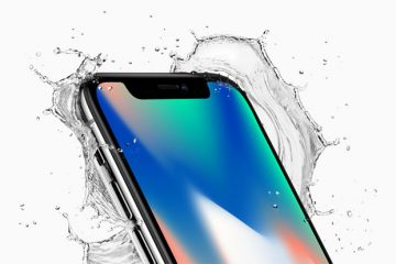 O iPhone X é realmente submersível?