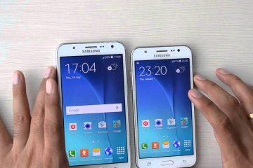 O Samsung Galaxy J5 2017 ou o Samsung Galaxy J7 2017 é melhor