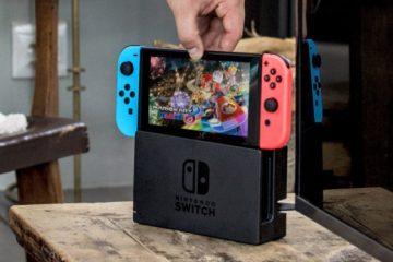 Você pode invadir o Nintendo Switch?