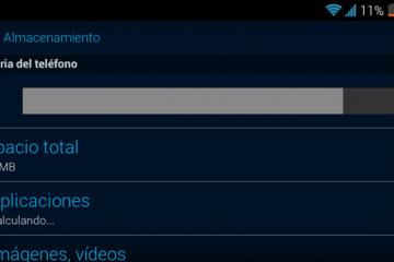 Como saber o que ocupa tanto espaço no Android