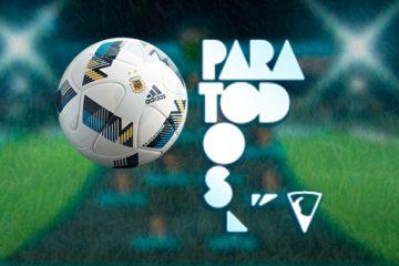 Baixe Futebol para Todos no Tablet. Assista futebol no seu dispositivo móvel