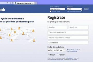 Quantas senhas minha conta do Facebook realmente tem?