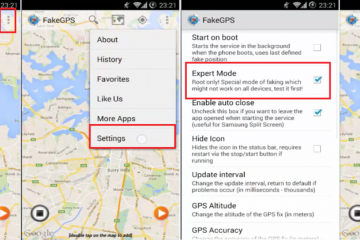 Pesquise seu Pokémon com Fake GPS e Fly GPS para Pokémon Go sem sair de casa