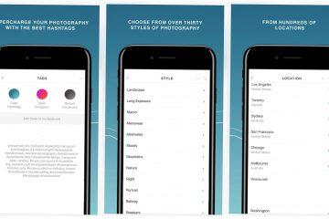Focalmark, a melhor aplicação para adicionar hashtags no Instagram