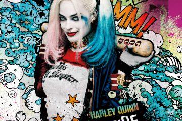 Fundos animados de Harley Quinn