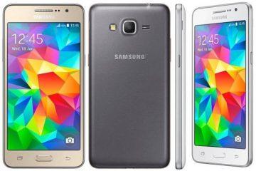 Formato Samsung Grand Prime