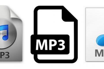 Quais são as principais diferenças entre o formato MP3 e MP4 e qual é o melhor?