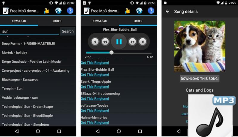Quais são as melhores aplicações para baixar músicas em