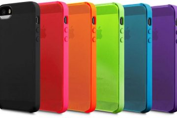 Estojos e capas de vidro para celulares no Chile