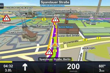 Download Sygic: Navegação GPS para Android grátis