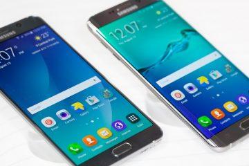 Galaxy Note 5 vs Galaxy Note 6: Que diferenças haverá?
